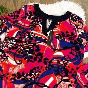Talbots Terry Swim Cover Beach Tunic XL NWT